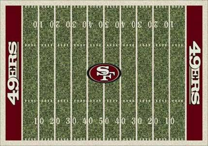 San Francisco 49ers 1081 - Homefield