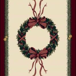 Holiday Wreath 00550 - Winter